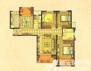 中锐第一城中锐第一城X户型3室3厅125㎡