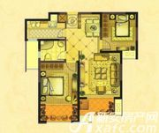 中锐第一城中锐第一城V户型2室2厅88㎡
