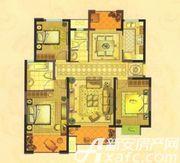 中锐第一城中锐第一城S户型3室2厅125㎡