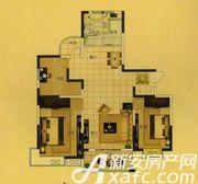盛宇湖畔H1-a3室2厅117.04㎡