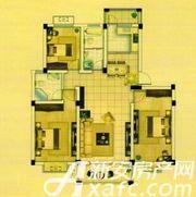 盛宇湖畔E53室2厅120.92㎡