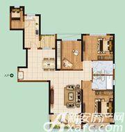 恒大绿洲013室2厅138.52㎡