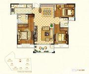 银湖福安家园A23室2厅126㎡