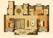 碧桂园•钻石湾YJ140T(11F)4室2厅140㎡