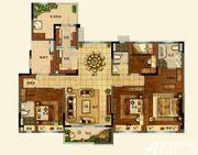 碧桂园•钻石湾YJ180T-44室2厅180㎡