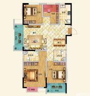 龙河湾A23室2厅116.73㎡