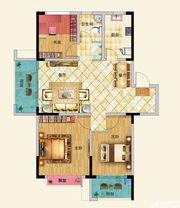 龙河湾E12室2厅105.1㎡