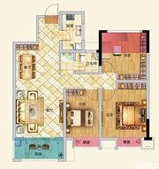 龙河湾E22室2厅100.6㎡
