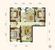 恒福新城N3室2厅120.46㎡