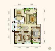 恒福新城L3室2厅128.19㎡