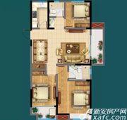 广源·缤纷城C户型3室2厅119.7㎡