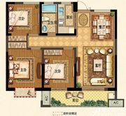 翰林公馆南区G13室2厅103㎡