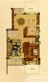碧桂园•钻石湾下叠191㎡下层1室2厅191㎡