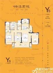 金鹏林溪书院Y54室2厅129.92㎡