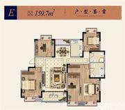 淮矿东方蓝海E4室2厅159.7㎡