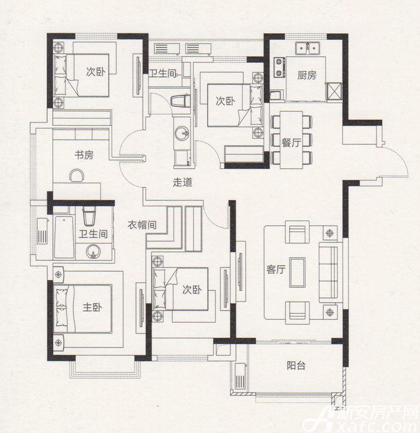 高速静安春晖里A45室2厅140平米