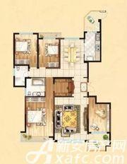 恒大绿洲A14室2厅199㎡