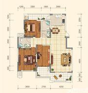 地矿龙山湖苑H3室2厅122㎡
