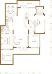 青山郡王府王府A1首层2室1厅140㎡