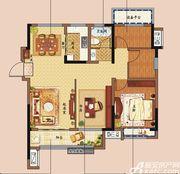 东方樾府A14室2厅111㎡