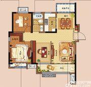 东方樾府A23室2厅101㎡
