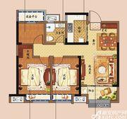 东方樾府A33室2厅89㎡