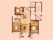 红星生活广场三室两厅两卫3室2厅114.3㎡