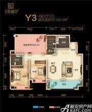 融翔·君悦澜山5#Y3户7F4室2厅166.9㎡