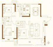 鸿坤理想城高层23室1厅116㎡