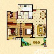 时代名门B3室2厅115.87㎡