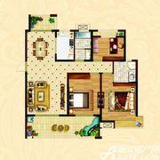 时代名门E3室2厅139.7㎡