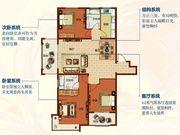 海棠湾V户型3室2厅127.2㎡