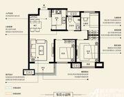 中海城G13室2厅88㎡