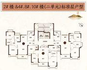 恒大悦府2#4#8#10#3室2厅99㎡