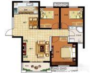 保利鑫城H33室2厅99㎡