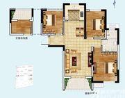 保利鑫城H53室2厅92㎡