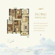 美的·云熙府D14室2厅142㎡
