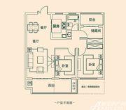 丽丰凯旋门G13室2厅100㎡