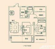 丽丰凯旋门G23室2厅108㎡