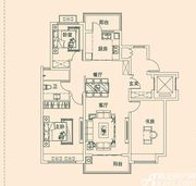 丽丰凯旋门Y13室2厅120㎡