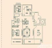 丽丰凯旋门Y23室2厅125㎡