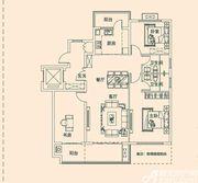 丽丰凯旋门Y33室2厅125㎡