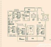 丽丰凯旋门Y54室2厅135㎡