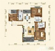 铜冠迎江花园B33室2厅113.18㎡