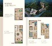 黄山上谷居联排W264室2厅300㎡