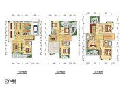 宿州文化创意小镇E户型8室2厅366.06㎡