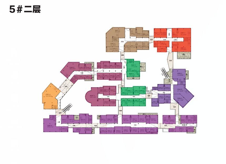 华翊·文创科教城5#二层