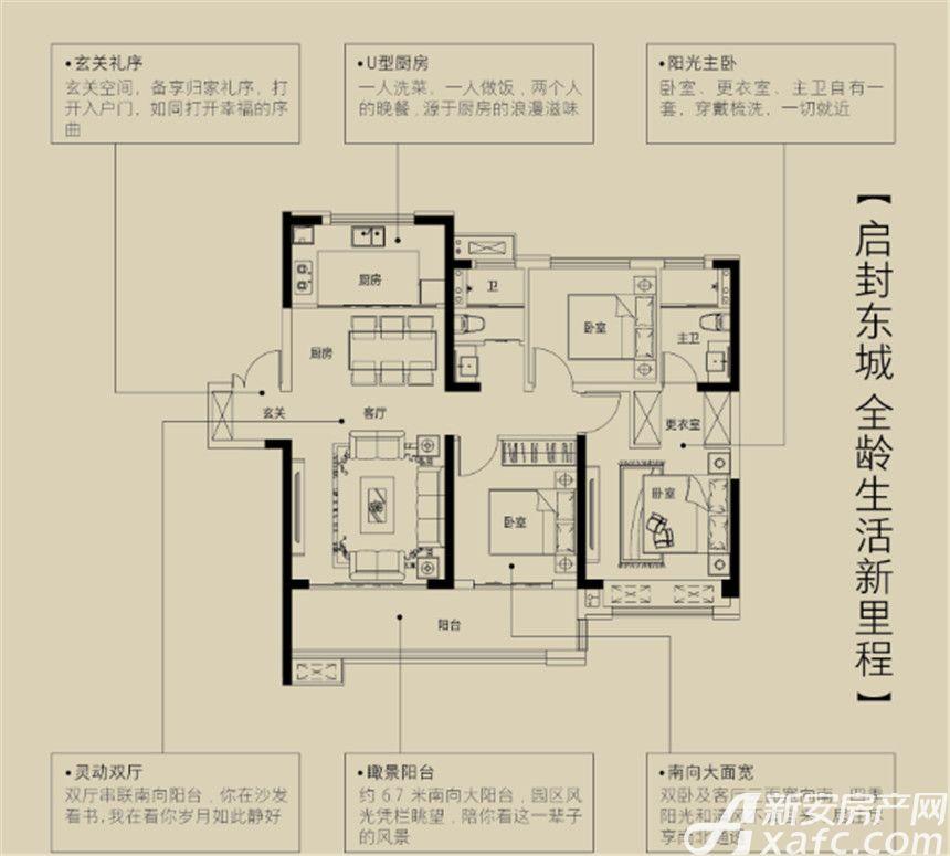 金鹏珑璟台金鹏珑璟台3室2厅116平米