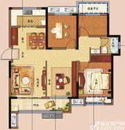 东方樾府B1户型4室2厅118㎡