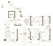 铜陵碧桂园D4室2厅180㎡